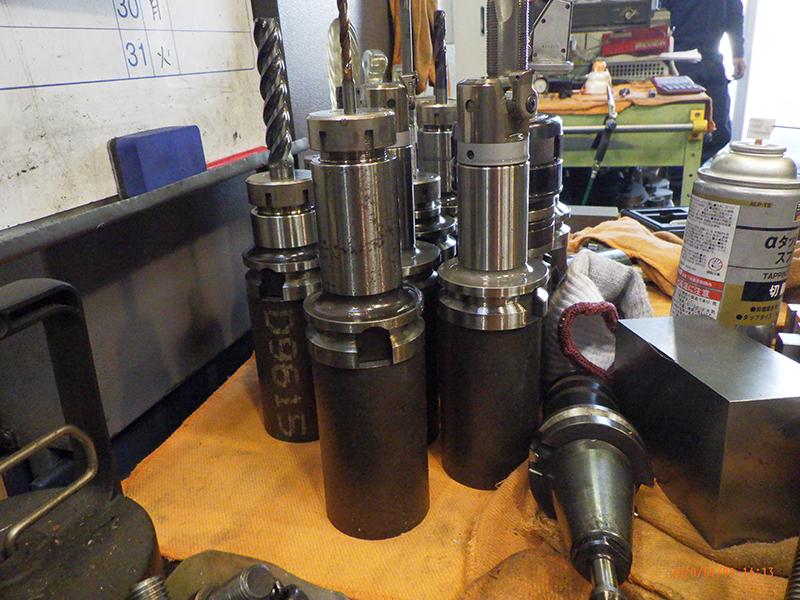 機械設備の設計製作